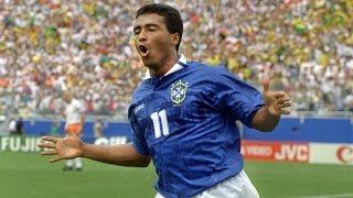 The Best 50 Goals by Genius Romario