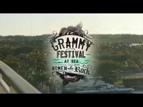 GRAMMY Festival at Sea: Women Who Rock!