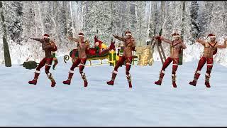 Seb   Shake Santa Shake   Phoenix Dance Team 15 Dec 2018