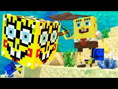 Minecraft - Piramide Do Bob Esponja De Lucky Block!! - Mini Game Pvp! video