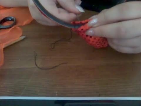 Cómo hacer unos cuernos de diablo