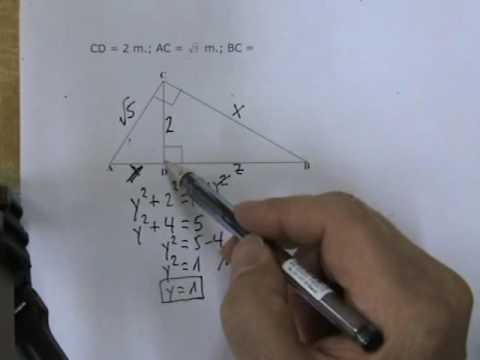 Teorema de Euclides 02