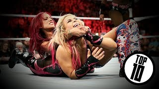 WWE TOP 10 : Submission Of 2016