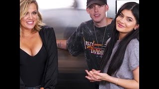 COOKING WITH KYLIE: Making Sliders with Khloe + Harry