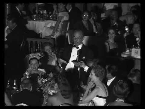 A Star Is Born (1954) Post Premiere Part At The Coconut Grove