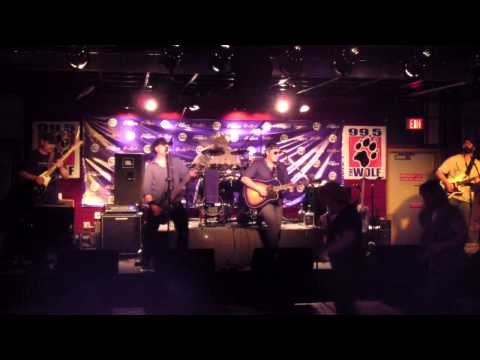 Country Wide performing Mustang Sally @ Ponderosa Lounge/99.5 the WOLF 2013 Battle of the Bands