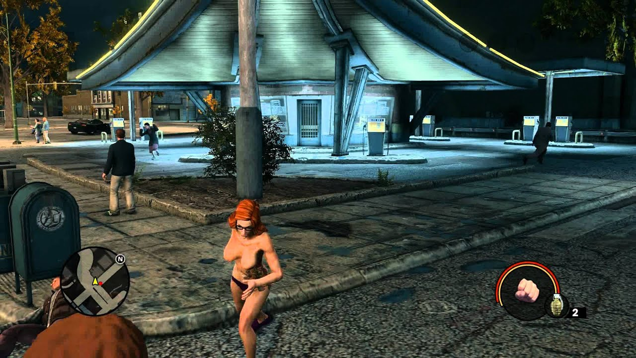Saints row 2 nude patch steam sexy video