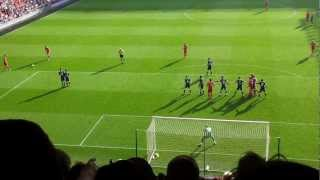 Liverpool vs Wigan Athletic 24.03.2012