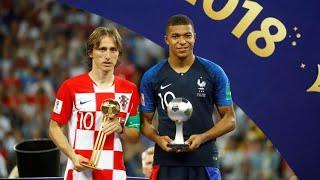 WORLD CUP FIFA 2018 RUSSIA ALL AWARDS WINNER'S LIST(golden globe/golden boot/golden ball etc..)