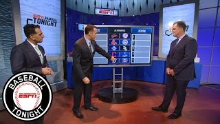 Predicting the American League playoff teams | Baseball Tonight | ESPN
