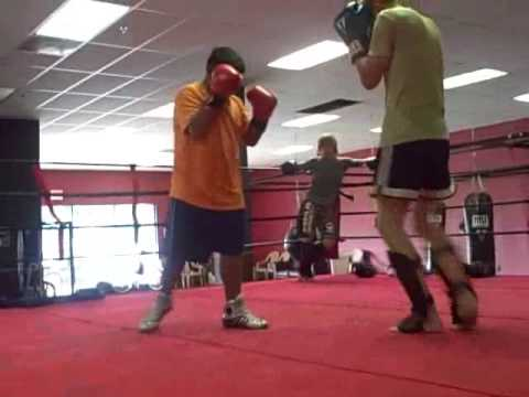 Marc Russell Lethwei Training and NAGA Tournament Image 1