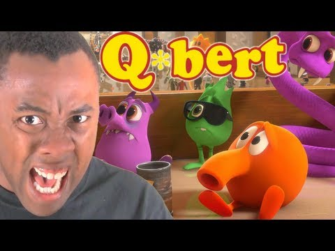 Rants - Q*BERT IS BACK!! WRECK-IT RALPH