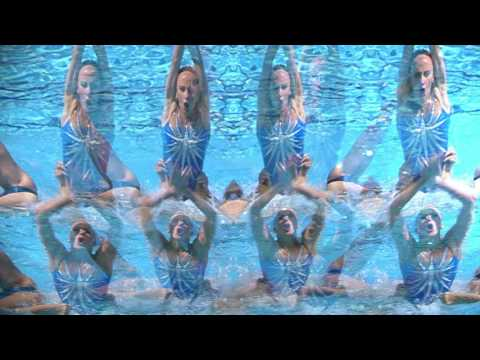 RIO2016 / Synchronised swimming / Russia