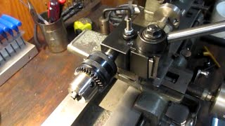 QCTP Morse Taper Tool Holder Review