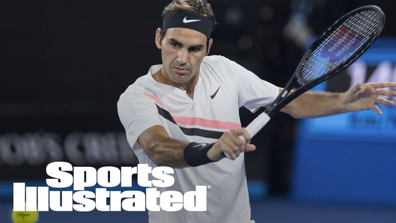Roger Federer To Face Marin Cilic In 2018 Australian Open Final | SI Wire | Sports Illustrated