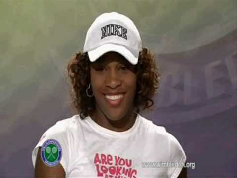 Serena Williams: Are you looking at my titles? / #1 discussion