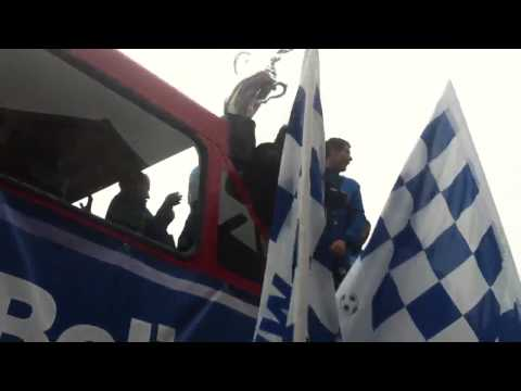 2013 Wigan Athletic FA Cup Parade