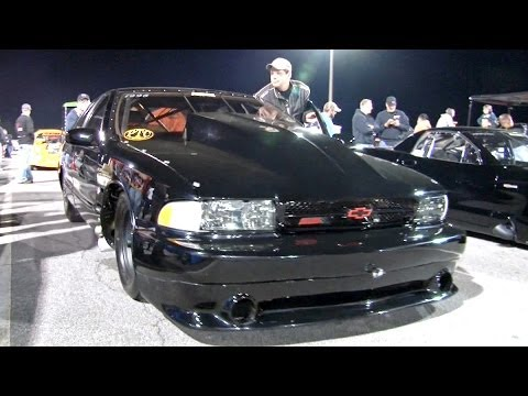 The HEAVY CHEVY - 2500hp TT Impala SS