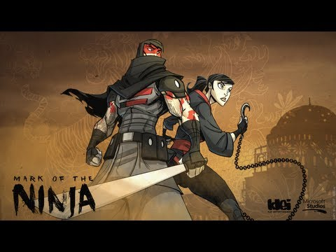 Mark of the Ninja - Gameplay PC