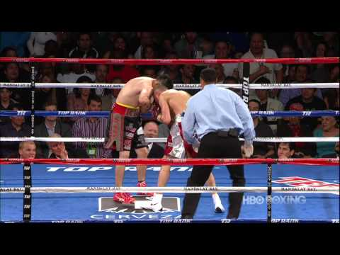 Rios vs. Alvarado II: Highlights (HBO Boxing) Image 1