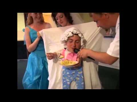 Самые смешные конкурсы для детей