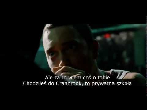 8 Mile - B-rabbit Vs. Papa Doc [tekst Pl][hd] video