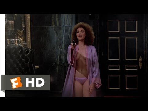 Scarface Movie Clip - watch all clips http://j.mp/yFtoj3 click to subscribe http://j.mp/sNDUs5 Gina (Mary Elizabeth Mastrantonio) comes to kill Tony (Al Paci...