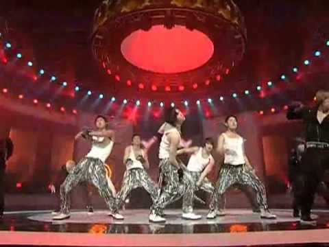 TVXQ - Love in the ice+MIROTIC+Hey @SBS Inkigayo  20080928
