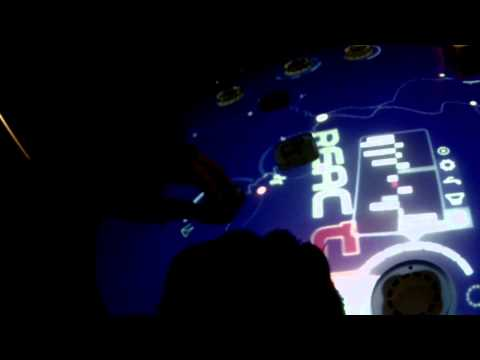 ReacTj - Generative life #1 - reacTable live performance