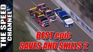 MOTORSPORTS epic SAVES AND SKILLS near crash 2