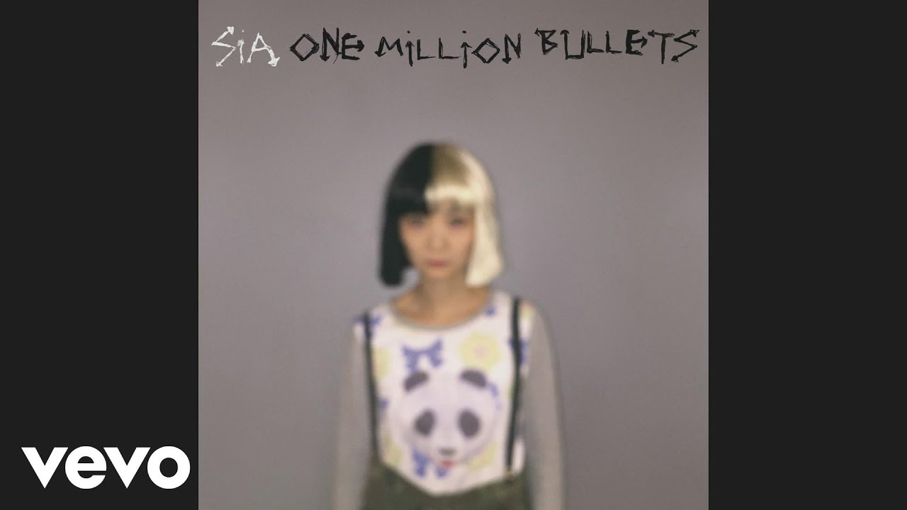 Sia - One Million Bullets (Audio)