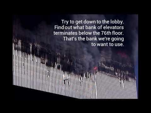 9/11: FDNY Radio, WTC 2 Collapse