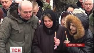 """Сьогодні поховали наймолодшого бійця полку """"Дніпро-1"""" Максима Гребенюка"""