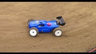RC ADVENTURES - RC GEARS - DiRT TRACK - NiTRO Truggy & ELECTRiC Buggy Qualifying Races