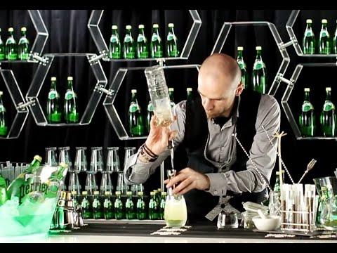 Cómo preparar cócteles sin alcohol, por el bartender Javier Caballero - Recetas de Cócteles