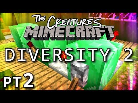 PUZZLE TIME - Minecraft: Diversity 2