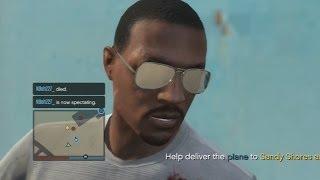 GTA 5 Online - Crew Making Noob Moves!