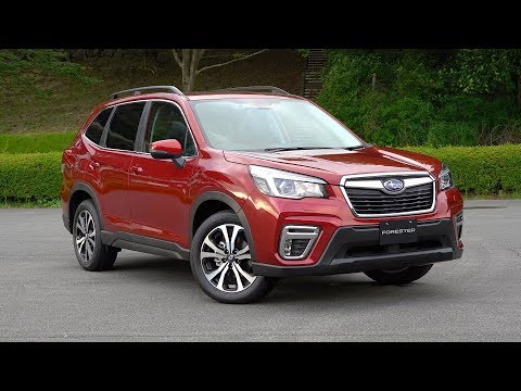 All-New 2019 Subaru Forester review--EXCLUSIVE FIRST DRIVE!!