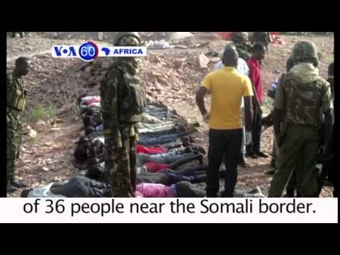 Boko Haram attacks on two Nigerian cities leave 7 dead - VOA60 Africa 12-2-14