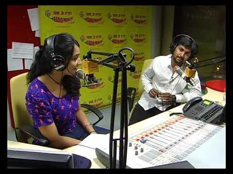 Hero Nani And Wife Anjana Interview At Radio Mirchi video