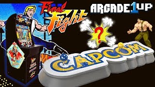Is The CAPCOM New Home Arcade Delaying The ARCADE1UP FINAL FIGHT? #Arcade1UP | TUNA FTW