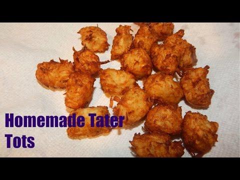 Homemade Tater Tots thumbnail