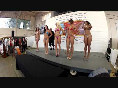 GoPro Filmed Bikini Contest with Zarah Pacheco