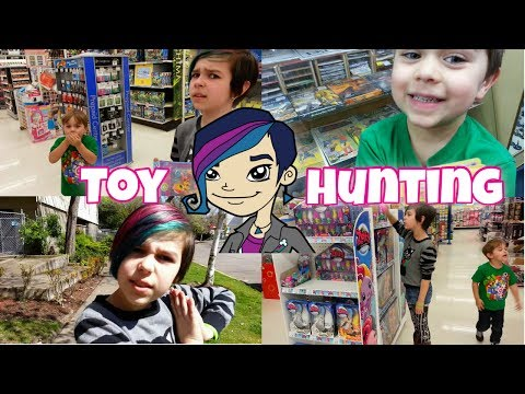 Toy Hunting - Pokemon, My Little Pony, Littlest Pet Shop And More! video