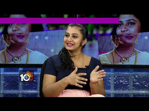 Singer Parnika Special Chit Chat | #TeluguFemaleSingers | 10TV