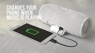 JBL Charge 4 Official Product Video