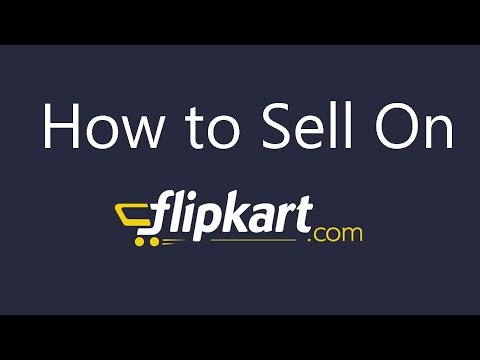 How to sell on Flipkart ?
