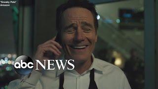 Bryan Cranston's New Show 'Sneaky Pete'