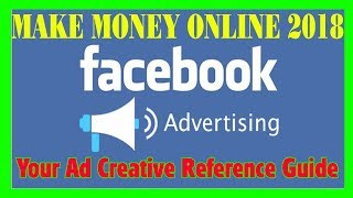 How To Make Money Online From Home 2018 - Foolproof Facebook Ad Formula And Advance