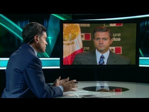 Fareed Zakaria GPS - Peña Nieto on the drug war